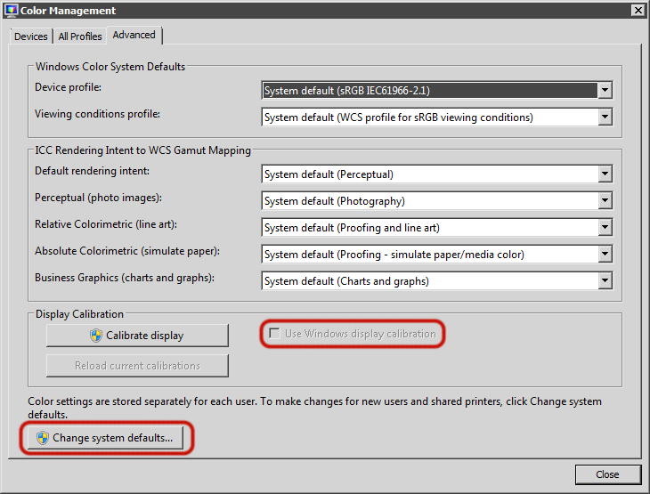 Stop Losing Display Calibration with Windows 7 – Laszlo Pusztai