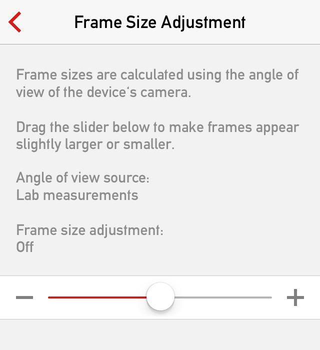 FrameSizeAdjustment