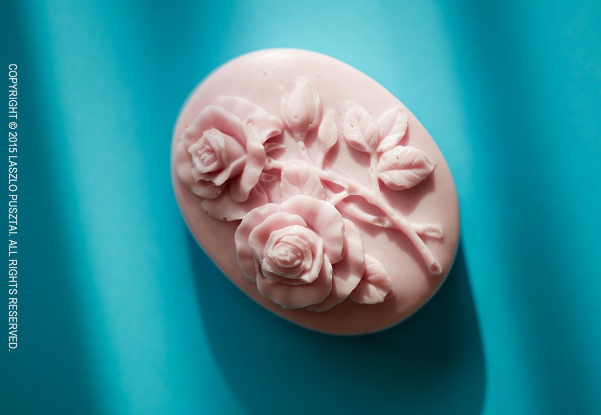 Roses in Soap