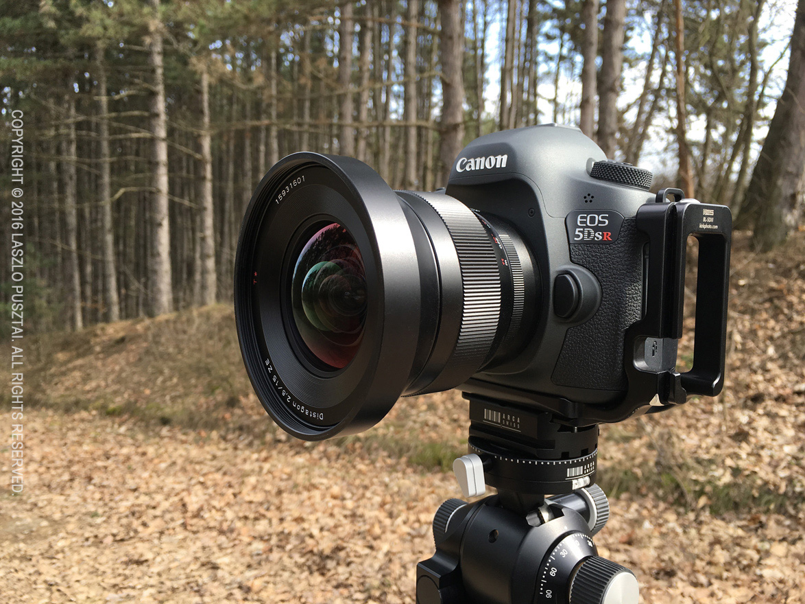 Distagon 15mm with no hood