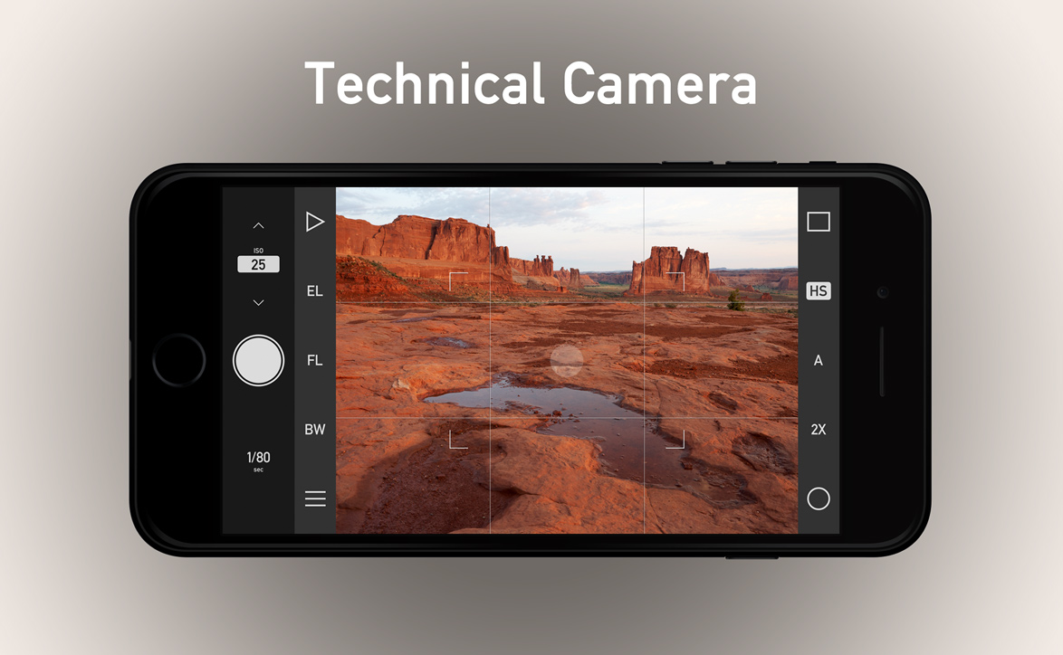 Technical Camera Available Now